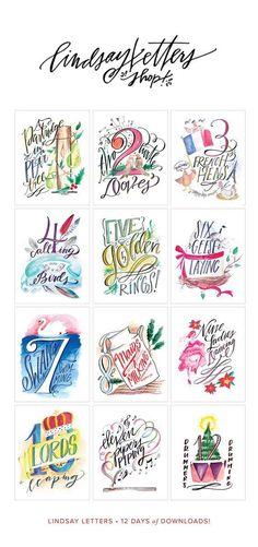 Lindsay Letters 12 D