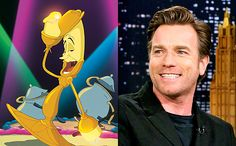 The clock will not be without its candelabra.  Disney's upcoming live-action musical adaptation of Beauty and the Beast has found its Lumiere in Ewan McGregor, who is nearing a deal to play the enchanted castle's resident maître d' in the March 2017 film, according to The Hollywood Reporter.