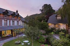 Hotel Auberge de la Source - Honfleur - Normandia - França