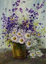 Image result for famous paintings flowers
