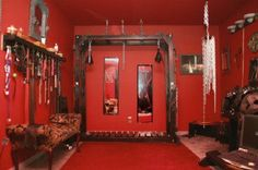 red room of pain.