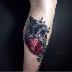 Cheyenne Hawk, Tattoo 2017, Heart Poster, Tattoo Equipment, Tattoo Life, Heart Art, Inked Girls, Tattoo Artists, Cool Tattoos
