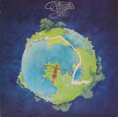 Fragile is the fourth studio album from the English progressive rock band Yes, originally released in 1971 on Atlantic Records. It is their first album recorded with keyboardist Rick Wakeman in the ba