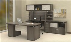 Mayline Sterling Custom Executive Workstation