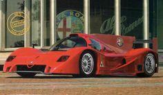 1991 Alfa Romeo SE 048 Sport Prototipo