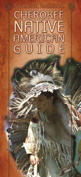 """This guide highlights sites and stories relating to Native American history of this region. The brochure includes Cherokee history up through the removal and also includes sites in the 10-county region, including Trail of Tears sites, cemeteries, parks, museums and various Native American annual events."" Click on the image of the Cherokee dancer, as well as the image entitled ""Passport to Explore Cherokee Heritage"" for a wealth of information about the history of Native Americans in Tenness..."