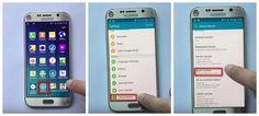 Debug Samsung Galaxy S6