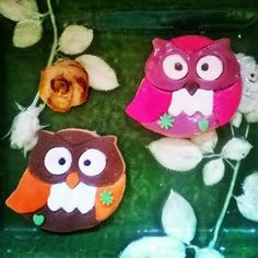 Owls honeybread
