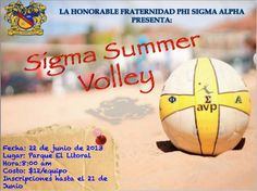 Sigma Summer Volley @ Playa Combate, Cabo Rojo #sondeaquipr #caborojo #deporte #playacombate