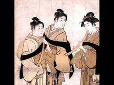 'Tsuru no Sugomori'  Kohachiro Miyata plays shakuhachi, japanese flute