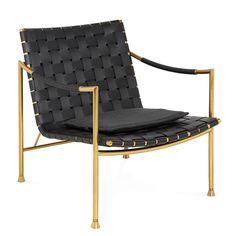 Thebes Lounge Chair | Modern Furniture | Jonathan Adler