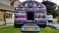 Bouncy Castle Hire Liverpool>Disco Domes