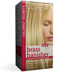 Brassy hair: You haz it. But here are 5 neat things that can help restore your formerly blondelicious locks