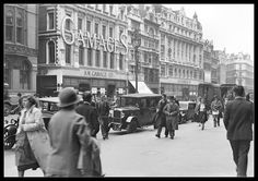 Lost London - Gamages 1930s Holborn