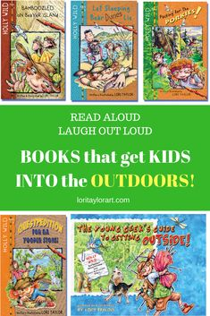 Read aloud, laugh out loud--and get kids into nature in a fun way. Whether you share a chapter a night or read undercovers by flashlight, Holly Wild and her Team's adventures will have you in stitches. Laugh and learn to GET UP and GET OUT! Kids Lighting, Read Aloud, Flashlight, Laugh Out Loud, Stitches, The Outsiders, Geek Stuff, Night, Reading