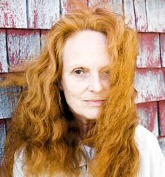 Creative director of American Vogue—Grace Coddington at 71: Each decade produces its own quota of fun. As one grows older, you have different needs and desires. But I liked the '60s. I had fun. A lot of fun.