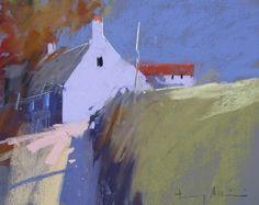 Farmhouse - Tony Allain PSA - Island Fine Arts