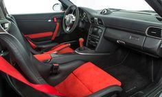 Porsche 911 GT3 Interior Wallpaper