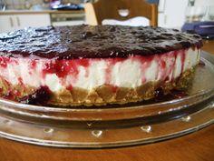 Cheesecake ψυγείου | Μυρωδάτα Φουρνίσματα - Smells Like Baking Tiramisu, Cheesecake, Ethnic Recipes, Food, Cheesecakes, Essen, Meals, Tiramisu Cake, Yemek