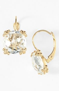 Anzie 'Dew Drop' Drop Earrings available at #Nordstrom
