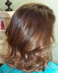 Quelle coloration pour des cheveux chatains
