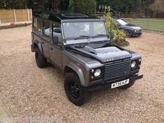 Land Rover : Defender 110