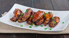 Sticky Chinese Chicken Wings Recipe on Yummly