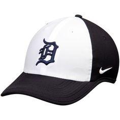 Detroit Tigers Nike Heritage Twill Performance Adjustable Hat - Navy