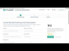 Get A Guide On Ways To Renew Your WSJ Subscription Application