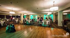 Winter Wedding and Venue Review - Ces & Judy's Catering at Le Chateau | Photo Credit Patrick Pope Photography