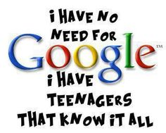 I have no need for google…