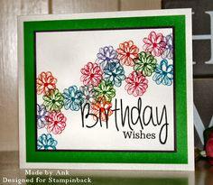 Stampinback: Birthday Wishes