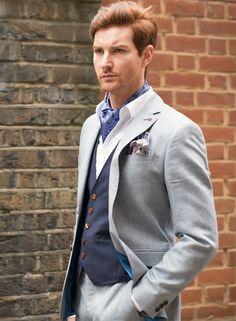 HYPNOS Woven Silk Cravat  #cravat #cravats #asocot #ascots #ascottie #pocketsquare #pocket #square #menswear #style #fashion #mens #accessories #dapper #london #madeinengland #groom #wedding #weddingidea #ideas #inspiration