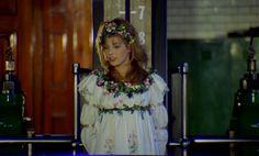 Wonderwall (1968) Wonderwall, Ruffle Blouse, Tops, Film, Women, Character, Fashion, Movie, Moda
