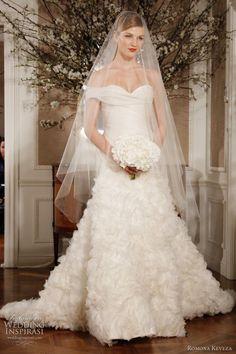 romona keveza wedding dresses 2012 bridal