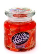 WOW Jolly Rancher Candles! I WANT IT!