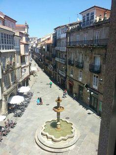 Praza do ferro (Ourense)