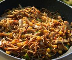 Kínai ételek a Mindmegette recepttárban