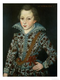 Portrait of a Young Boy, Aged Five by Robert Peake