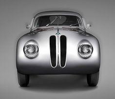 BMW 328 Mille Miglia Coupé