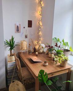 Room Ideas Bedroom, Bedroom Decor, Cute Room Decor, Boho Room, Aesthetic Room Decor, Home And Deco, My New Room, House Rooms, Room Inspiration
