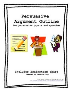persuasive speech pay it forward outline Persuasive speech #1 topic: smoking smokers also pay higher life and health insurance premiums b speech outline.