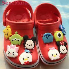 $0.84 (Buy here: https://alitems.com/g/1e8d114494ebda23ff8b16525dc3e8/?i=5&ulp=https%3A%2F%2Fwww.aliexpress.com%2Fitem%2FTsum-Tsum-1PCS-PVC-Cute-Style-Cartoon-Garden-Shoe-Charm-Decorations-Shoe-Buckles-Accessories-Fit-Bands%2F32780390426.html ) Tsum Tsum 1PCS PVC Cute Style Cartoon Garden Shoe Charm Decorations Shoe Buckles Accessories Fit Bands Bracelets Croc JIBZ,Gifts for just $0.84