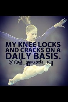 as an ex-gymnast and a current dancer, i can confirm this happens all. All About Gymnastics, Gymnastics Tricks, Tumbling Gymnastics, Sport Gymnastics, Olympic Gymnastics, Gymnastics Stuff, Funny Gymnastics Quotes, Inspirational Gymnastics Quotes, Gymnastics Posters