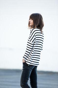 simple stripe.