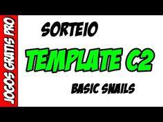 Sorteio do template basic snails do Construct 2