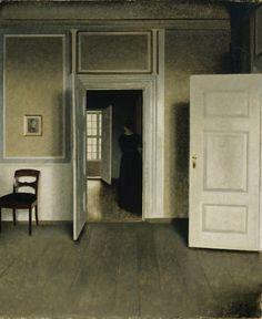 Interior from the Home of the Artist n. 1900  Finnish National Gallery