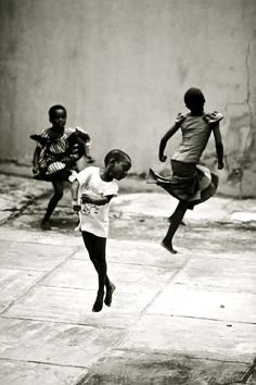 """""""Dance like no one is watching"""", dance the way you want to live."""