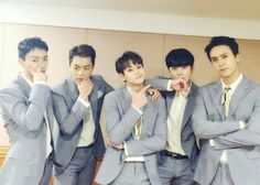 Gikwang Dujun Yoseop Junhyung Dongwoon - Beast 161103   Kyunghee University's Music Festival   cr.realbeastdw update Instagram