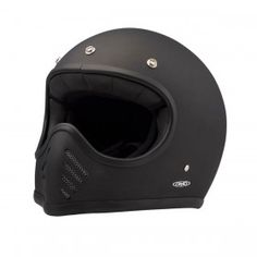 DMD SEVENTY FIVE HELMET - MATT BLACK